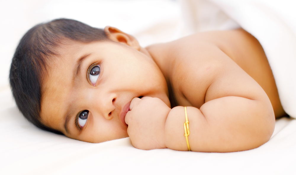 Is Baby Jewelry Safe On A Newborn