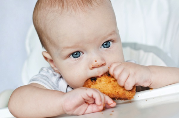 baby weaning recipes