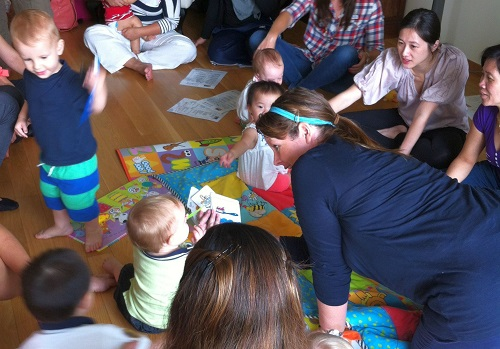 baby signing classes